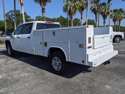 2021 Chevrolet Silverado 2500 Crew Cab 4x2, Reading SL Service Body #MF193724 - photo 6