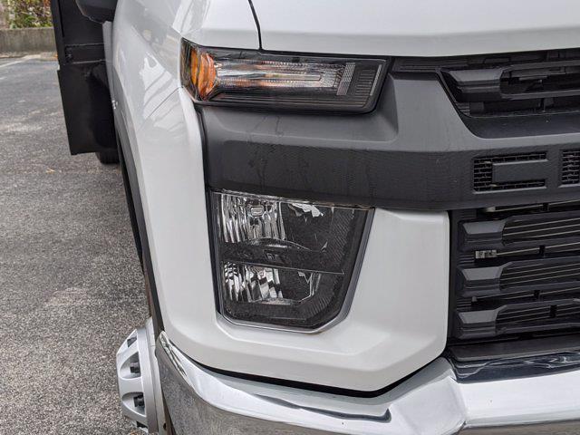 2021 Chevrolet Silverado 3500 Regular Cab AWD, Action Fabrication Platform Body Contractor Body #MF196704 - photo 10