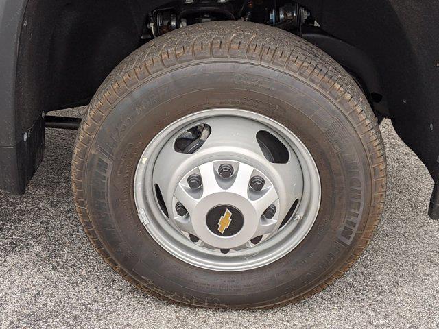 2021 Chevrolet Silverado 3500 Regular Cab AWD, Action Fabrication Platform Body Contractor Body #MF196704 - photo 11