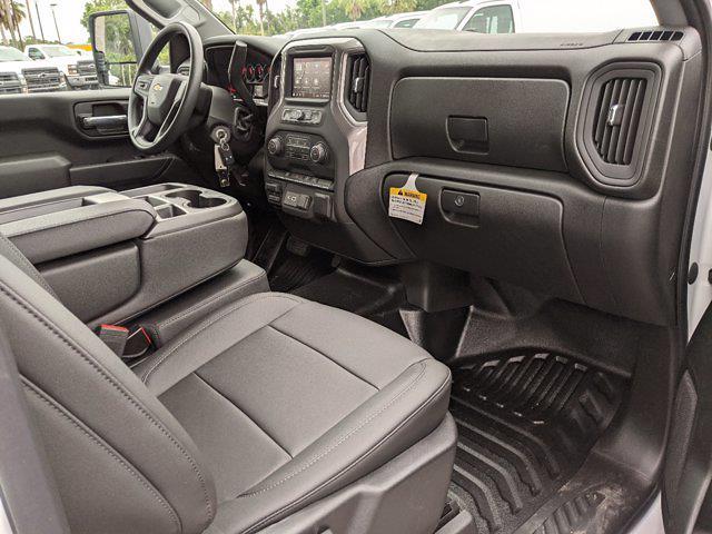 2021 Chevrolet Silverado 3500 Regular Cab AWD, Action Fabrication Platform Body Contractor Body #MF196704 - photo 14
