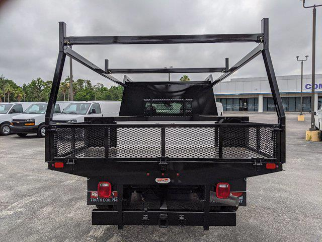 2021 Chevrolet Silverado 3500 Regular Cab AWD, Action Fabrication Platform Body Contractor Body #MF196704 - photo 5