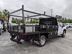2021 Chevrolet Silverado 3500 Regular Cab AWD, Action Fabrication Platform Body Contractor Body #MF196704 - photo 2