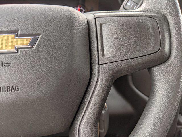 2021 Chevrolet Silverado 3500 Regular Cab AWD, Reading SL Service Body #MF197047 - photo 19