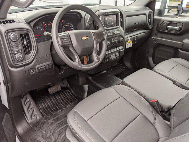 2021 Chevrolet Silverado 3500 Regular Cab AWD, Reading SL Service Body #MF197210 - photo 15