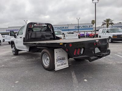 2021 Chevrolet Silverado 3500 Regular Cab AWD, Norstar SR Platform Body #MF220538 - photo 6