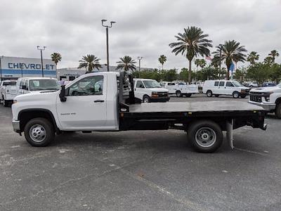 2021 Chevrolet Silverado 3500 Regular Cab AWD, Norstar SR Platform Body #MF220538 - photo 7