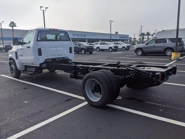 2021 Chevrolet Silverado 5500 Regular Cab DRW 4x2, Cab Chassis #MH652895 - photo 6