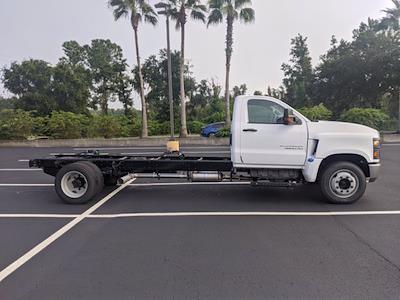 2021 Chevrolet Silverado 5500 Regular Cab DRW 4x2, Cab Chassis #MH652895 - photo 4