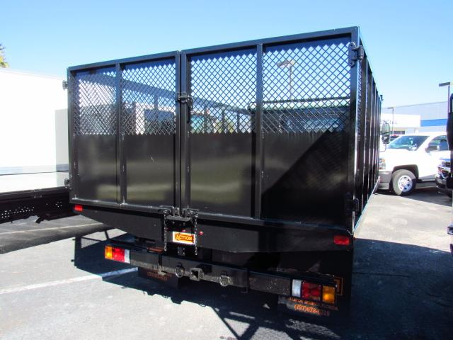 2016 Low Cab Forward Crew Cab, Action Fabrication Landscape Dump #gs809528 - photo 2