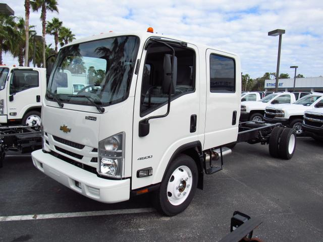 2016 Low Cab Forward Crew Cab, Cab Chassis #gs813814 - photo 14