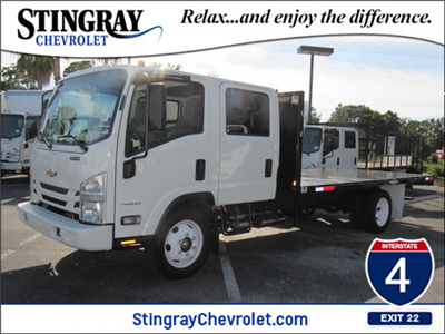2016 Low Cab Forward Crew Cab, American Commercial Platform Body #gs813814 - photo 1