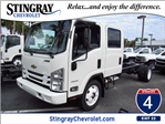2016 Low Cab Forward Crew Cab, Cab Chassis #gs813814 - photo 1