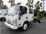 2016 Low Cab Forward Crew Cab Cab Chassis #gs813815 - photo 1