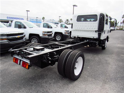 2016 Low Cab Forward Crew Cab, Cab Chassis #gs813817 - photo 4