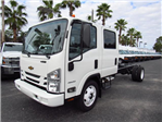 2016 Low Cab Forward Crew Cab Cab Chassis #gs813817 - photo 1