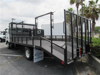 2017 Low Cab Forward Crew Cab, Womack Equipment Trailers, Inc Dovetail Landscape #h7002104 - photo 2