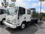 2017 Low Cab Forward Crew Cab, Knapheide Dovetail Landscape #h7002104 - photo 1