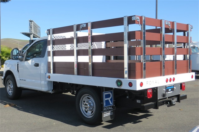 2017 F-350 Regular Cab, Royal Stake Bed #F31238 - photo 2