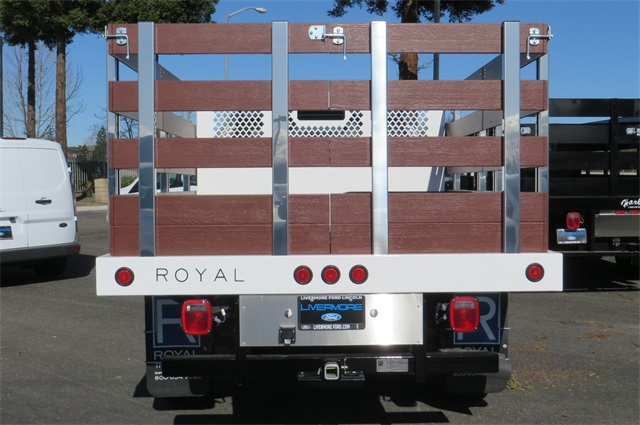 2017 F-350 Regular Cab, Royal Stake Bed Bodies #F31238 - photo 5