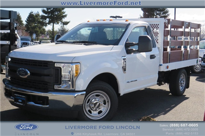 2017 F-350 Regular Cab, Royal Stake Bed Bodies #F31238 - photo 1