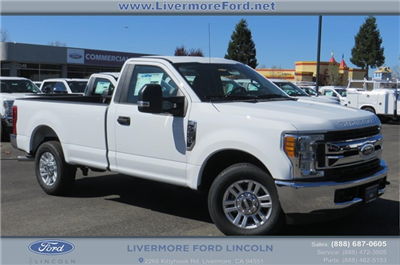 2017 F-250 Regular Cab, Pickup #F31348 - photo 1