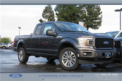 2018 F-150 Super Cab 4x4, Pickup #F31448 - photo 1