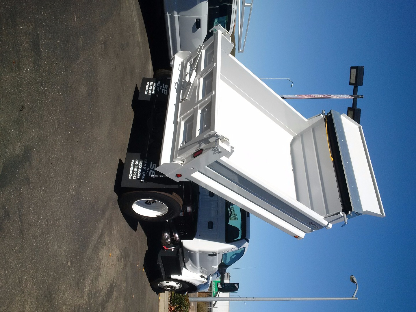 2017 F-650 Regular Cab, Scelzi Dump Body #F31449 - photo 2