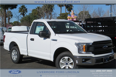 2018 F-150 Regular Cab, Pickup #F31459 - photo 1
