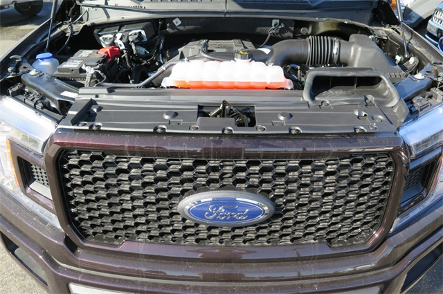 2018 F-150 Crew Cab Pickup #F31460 - photo 12