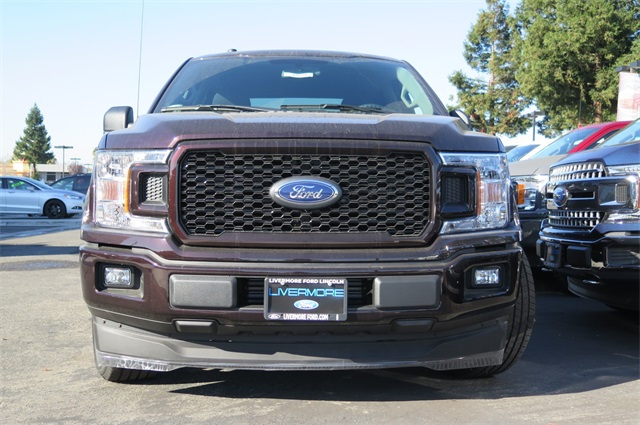 2018 F-150 Crew Cab Pickup #F31460 - photo 3