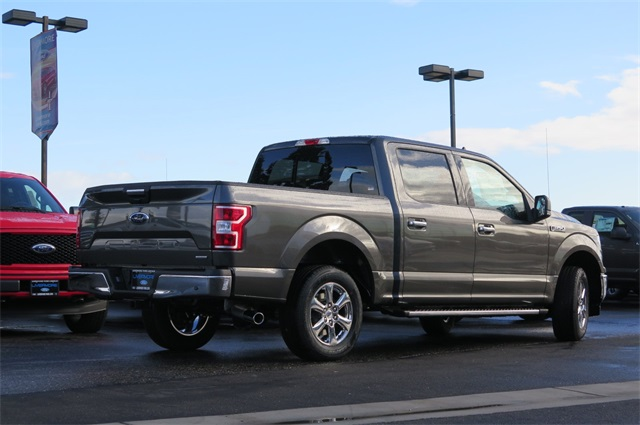 2018 F-150 Crew Cab, Pickup #F31461 - photo 2