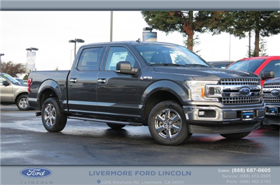 2018 F-150 SuperCrew Cab, Pickup #F31461 - photo 1