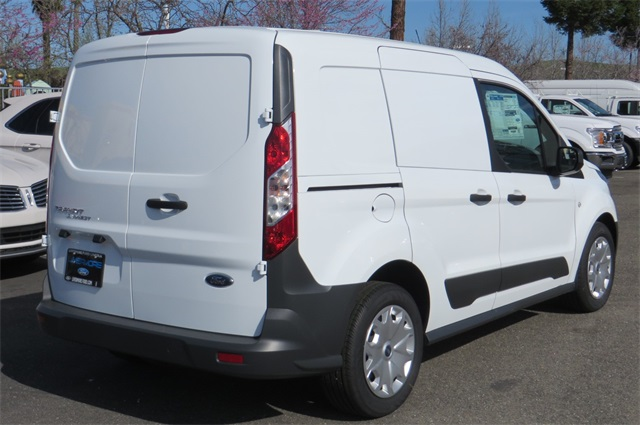 2018 Transit Connect, Cargo Van #F31617 - photo 5