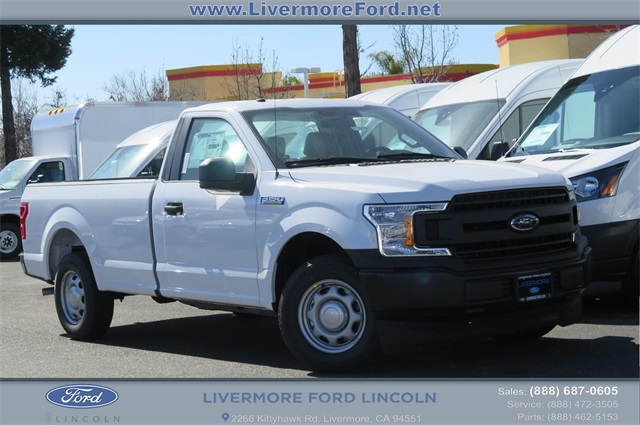 2018 F-150 Regular Cab, Pickup #F31739 - photo 1