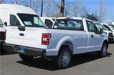 2018 F-150 Regular Cab, Pickup #F31739 - photo 2