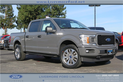 2018 F-150 Crew Cab 4x4 Pickup #F31817 - photo 1