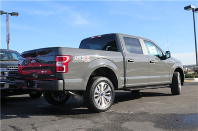 2018 F-150 Crew Cab 4x4 Pickup #F31817 - photo 2