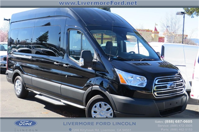 2018 Transit 350 High Roof, Passenger Wagon #F31939 - photo 1