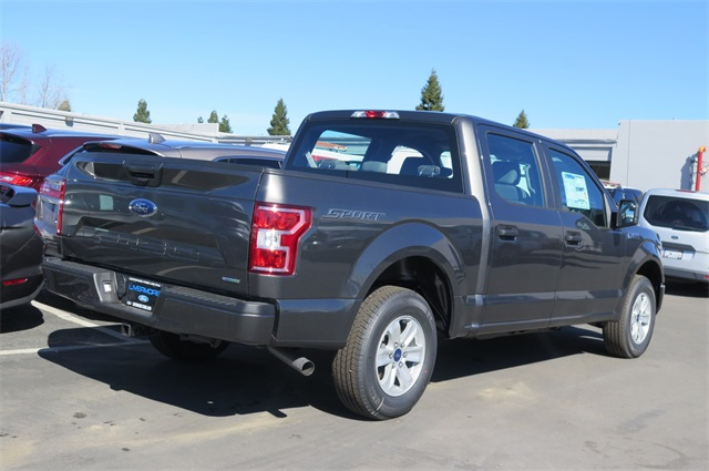 2018 F-150 Crew Cab, Pickup #F31943 - photo 2