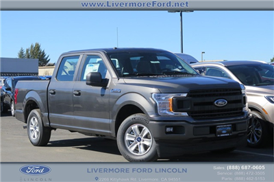 2018 F-150 Crew Cab, Pickup #F31943 - photo 1