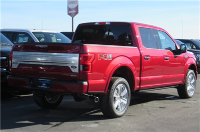 2018 F-150 Crew Cab 4x4, Pickup #F31958 - photo 2