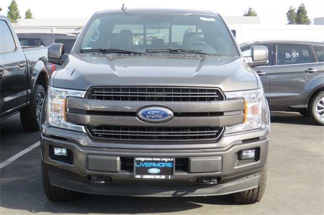 2018 F-150 Crew Cab 4x4, Pickup #F32018 - photo 3