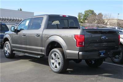 2018 F-150 Crew Cab 4x4, Pickup #F32018 - photo 2