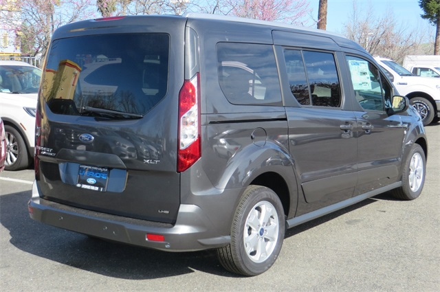 2018 Transit Connect, Passenger Wagon #F32102 - photo 3