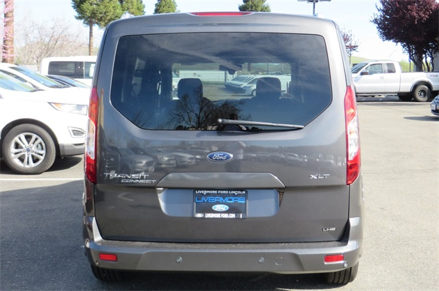 2018 Transit Connect, Passenger Wagon #F32102 - photo 6