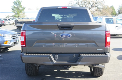 2018 F-150 SuperCrew Cab 4x4, Pickup #F32136 - photo 5