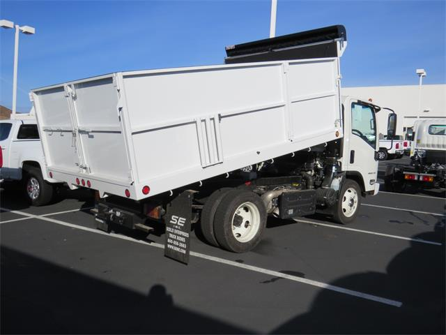 2017 LCF 4500XD Regular Cab 4x2,  Scelzi Dump Body Landscape Dump #T17062 - photo 4