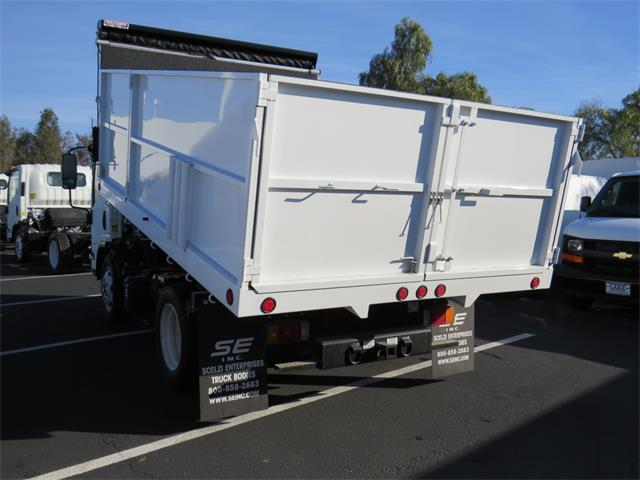 2017 LCF 4500XD Regular Cab 4x2,  Scelzi Dump Body Landscape Dump #T17062 - photo 2