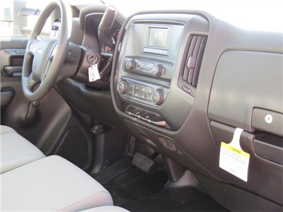 2017 Silverado 3500 Regular Cab DRW 4x2,  Harbor Standard Contractor Contractor Body #T17464 - photo 6