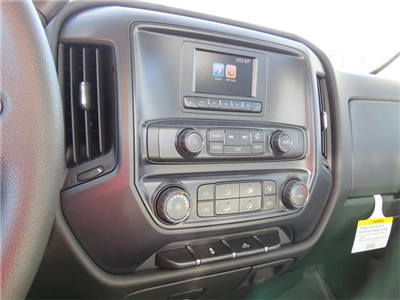 2017 Silverado 3500 Regular Cab DRW 4x2,  Harbor Standard Contractor Contractor Body #T17464 - photo 9